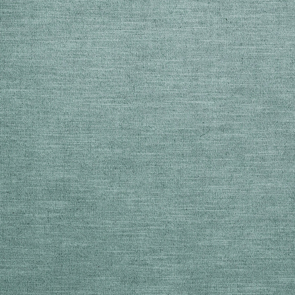 Aqua blue linen mix fabric for curtains and upholstery