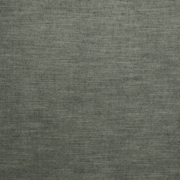 Charcoal dark grey linen mix fabric suitable for curtains and upholstery