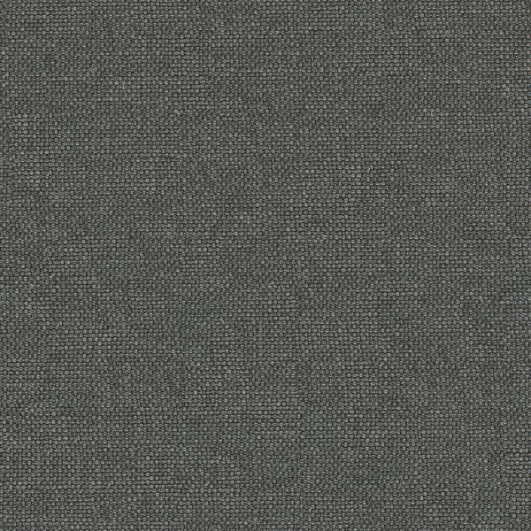 Plain dark grey cotton fabric for contract and domestic curtains or upholstery