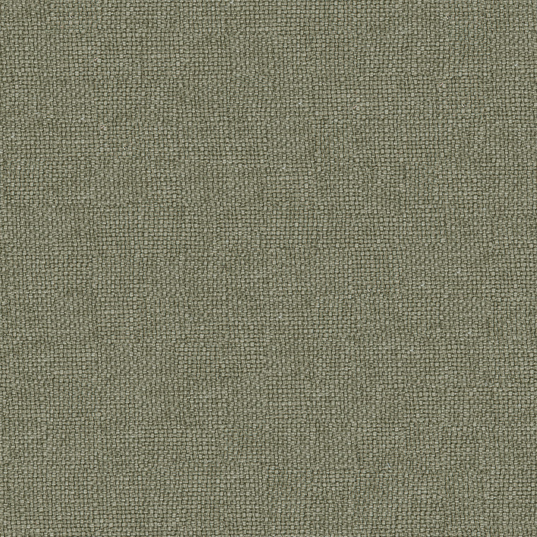 Grey plain cotton fabric with a stain resistant finish for curtains and upholstery