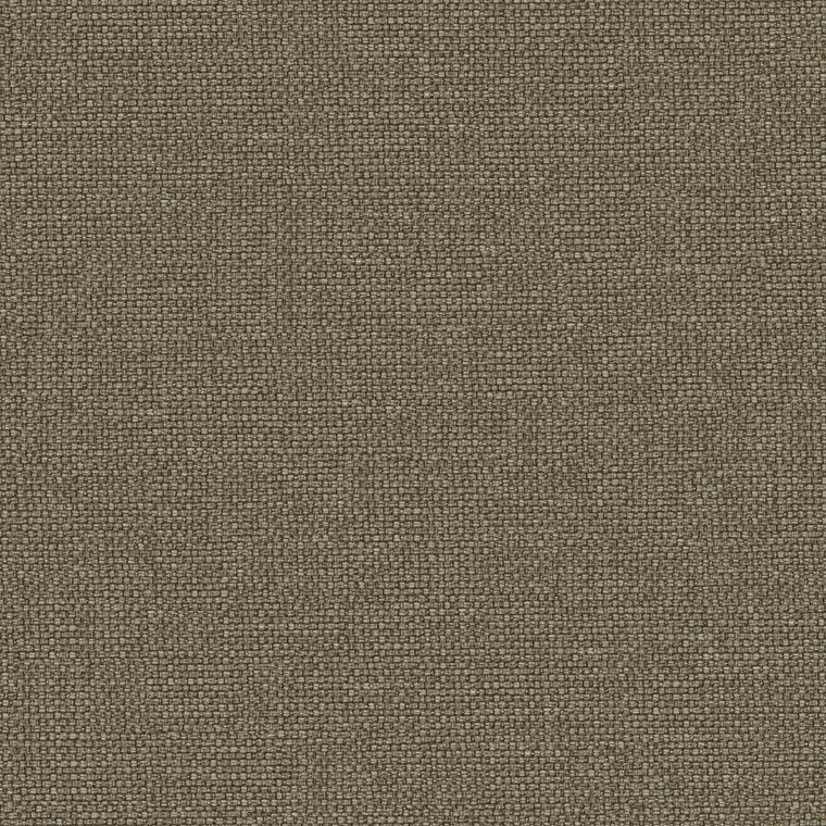 Mid-brown plain cotton fabric for contract and domestic curtains or upholstery