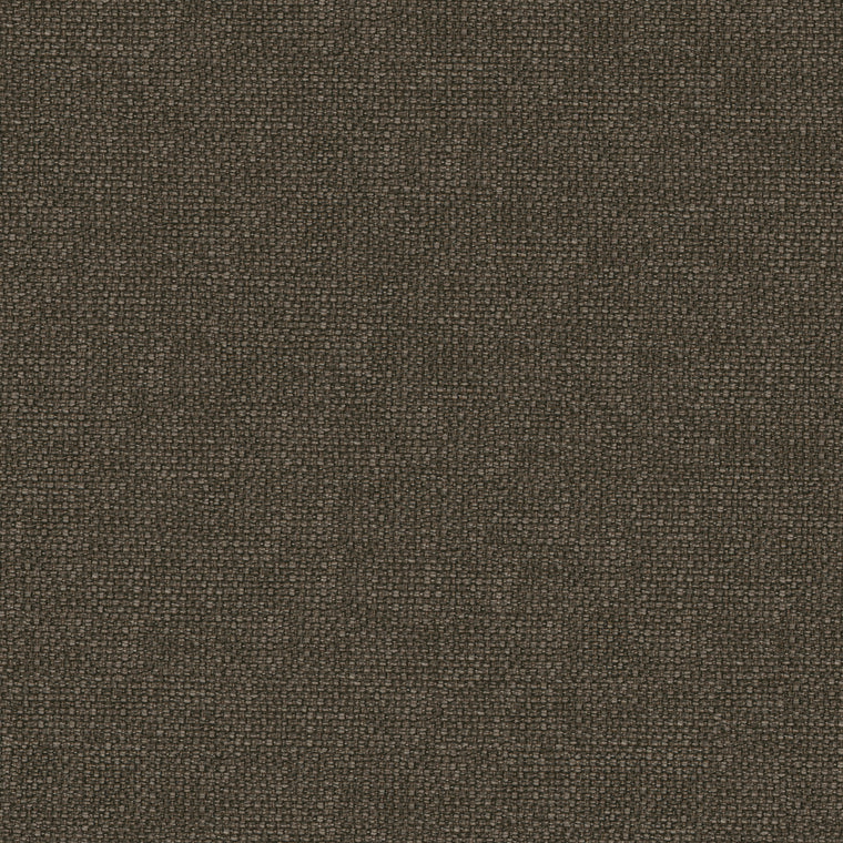 Brown plain cotton washable furnishing fabric for curtains and upholstery
