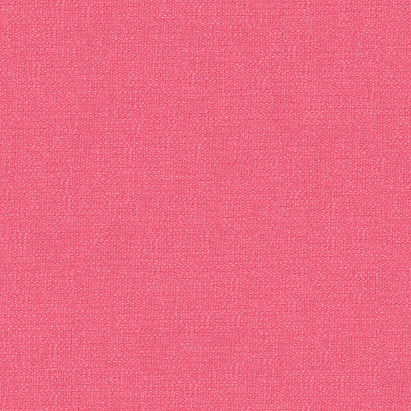 Candy pink plain cotton fabric for upholstery and curtains