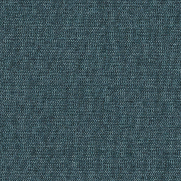 Ocean blue plain cotton fabric suitable for both curtains and upholstery