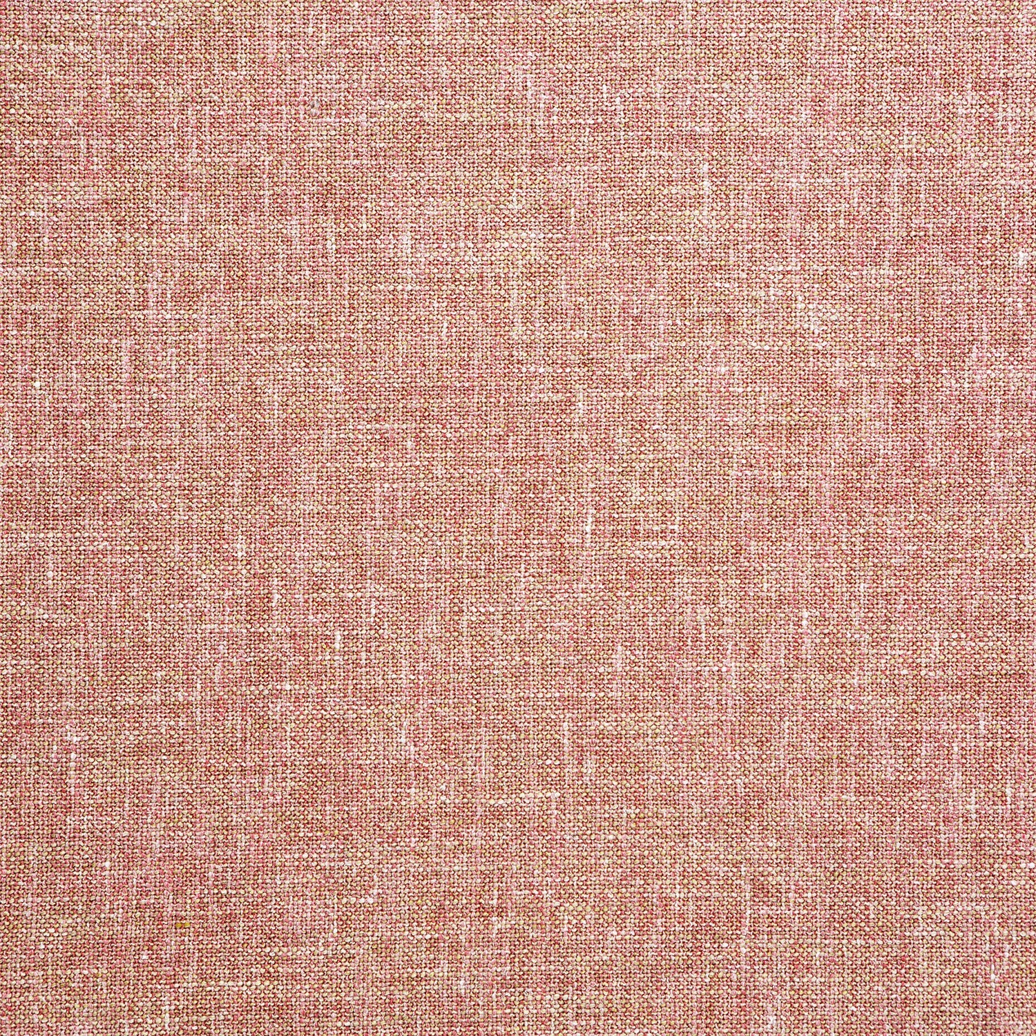Tweed style upholstery fabric in a peach colour