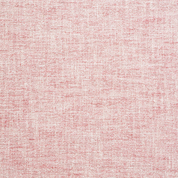 Tweed style upholstery fabric in a pink colour
