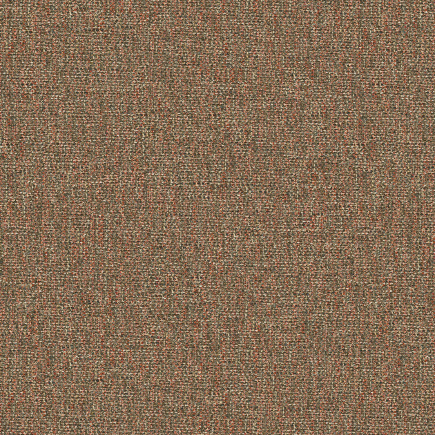 Fabric swatch of a stain resistant weave fabric with a tweed design in mulit-colours