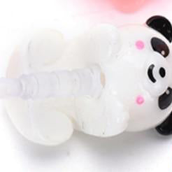 Cute Papa Panda Dustproof Plug