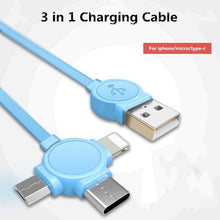 Load image into Gallery viewer, Lighting Charger Cable For iPhone
