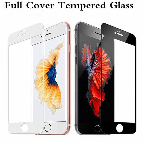 Full Coverage Tempered Glass