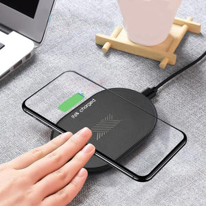 Qi Fast Wireless Charger For iPhone