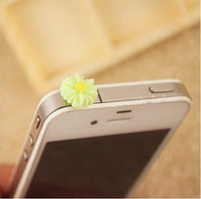 Load image into Gallery viewer, Sunflower Little Daisy Anti-dust Plug