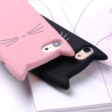 Load image into Gallery viewer, 3D Silicone Phone Case