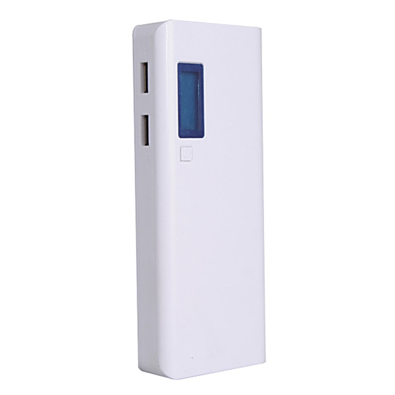 Universal Dual USB Power Bank Case