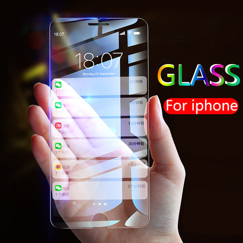 HD Tempered Glass for iPhone