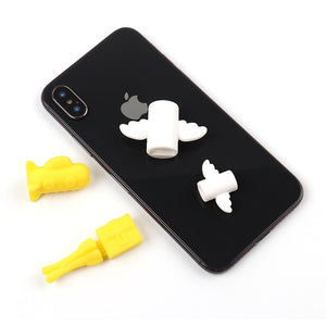 Silicone Phone Cable Protector