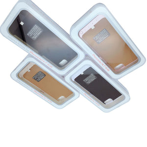 LED Power Bank Backup Pack Case
