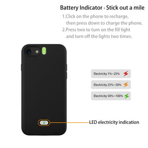 Fill Light Battery Charger Case