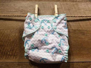 One Size AI2 Anchors Diaper System - Bumbini Cloth Diaper Company
