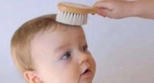 i Play Natural Baby Brush and Comb Set