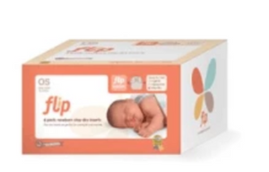Flip Stay Dry Newborn Inserts  (6 pack) - Bumbini Cloth Diaper Company