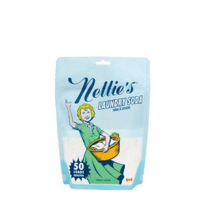 Nellie's Laundry Soda (50 Load Pouch) - Bumbini Cloth Diaper Company