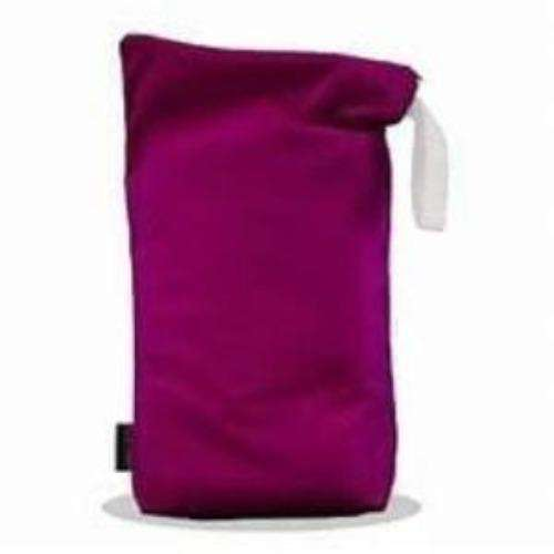 AppleCheeks Storage Sac / Wetbag (Medium)  Royal Purple - Bumbini Cloth Diaper Company