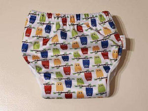 Ecobear Potty Pants- Bumbini Cloth Diaper Company