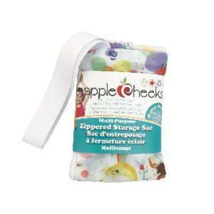 AppleCheeks Storage Sac / Wetbag (Medium) world peace  - Bumbini Cloth Diaper Company