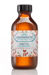 Anointment Baby Oil - Bumbini Cloth Diaper Company