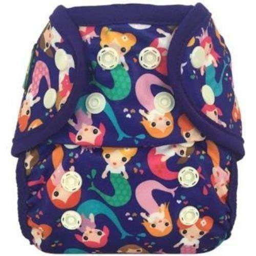 Bummis One Size Swim Diaper - Mermaids