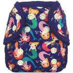 Bummis One Size Swim Diaper Mermaids - Bumbini Cloth Diaper Company