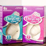 Two boxes of Diva Cup - Bumbini Cloth Diaper Company