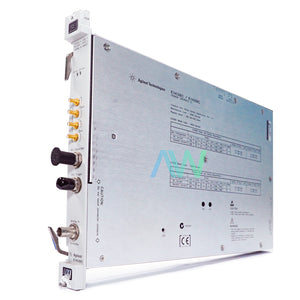 HP | Agilent E1439C 95MSa/s  Digitizer with DSP, Memory and 70MHz IF input | Same Day Shipping, 1 Year Warranty from Apex Waves, LLC