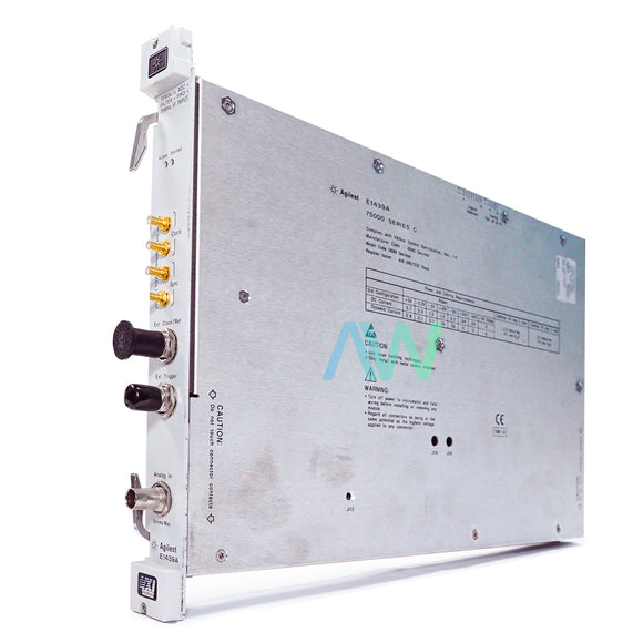 HP | Agilent E1439A 95MSa/s  Digitizer with DSP, Memory and 70MHz IF input | Same Day Shipping, 30 Day Warranty from Apex Waves, LLC