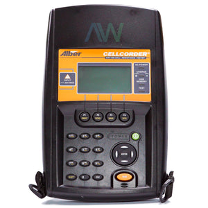 Alber Cellcorder CRT-400 Cell Resistance Tester | Same Day Shipping, 1 Year Warranty from Apex Waves, LLC