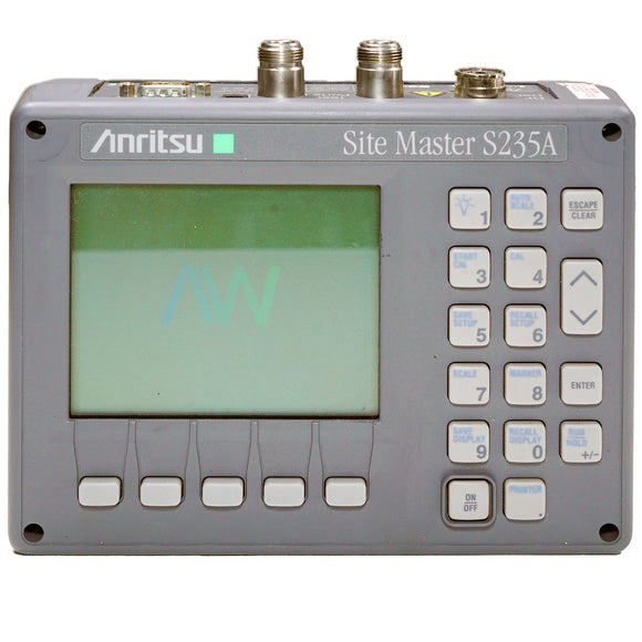 Anritsu Site Master S235A Cable Antenna Analyzer | Same Day Shipping, 1 Year Warranty from Apex Waves, LLC