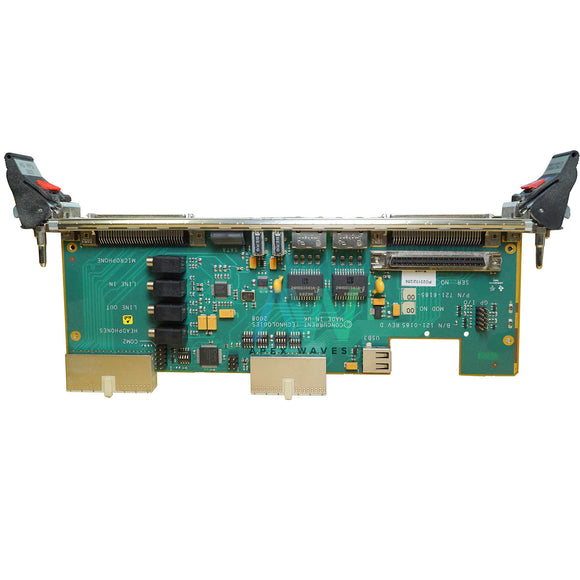 Concurrent Technologies 721-6185-00 ADPP5002 Rear Transition Module | Same Day Shipping, 30 Day Warranty from Apex Waves, LLC