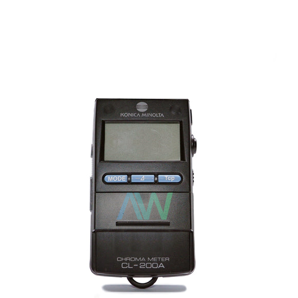 KONICA MINOLTA Chroma Meter CL-200A | Same Day Shipping, 30 Day Warranty from Apex Waves, LLC