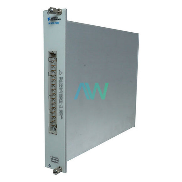 National Instruments NI SCXI 1120D 8-Channel Isolated, ±5 VDC, 22.5 kHz Filter, Voltage Input Module | Same Day Shipping, 1 Year Warranty from Apex Waves, LLC