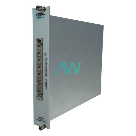 National Instruments NI SCXI 1126 8-Channel Frequency Input Module | Same Day Shipping, 1 Year Warranty from Apex Waves, LLC