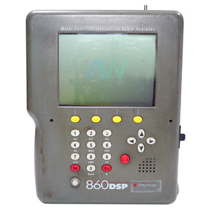 Trilithic 860DPS Multi-Function Interactive Cable Analyzer | Same Day Shipping, 30 Day Warranty from Apex Waves, LLC