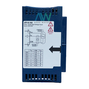 National Instruments NI cFP-AI-102 Analog Voltage Input Module | Same Day Shipping, 1 Year Warranty from Apex Waves, LLC