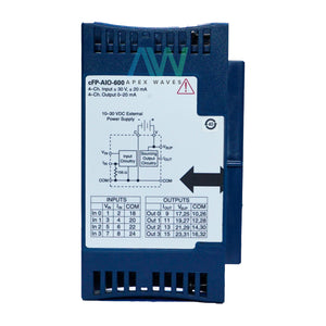 National Instruments NI cFP-AIO-600  8-Channel Combination Analog Input/Analog Output Module | Same Day Shipping, 1 Year Warranty from Apex Waves, LLC