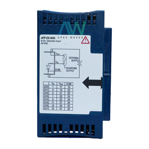National Instruments NI cFP-DI-300 Digital Input Module | Same Day Shipping, 1 Year Warranty from Apex Waves, LLC