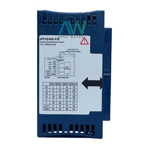 National Instruments NI cFP-QUAD-510 Quadrature Encoder Input Module | Same Day Shipping, 1 Year Warranty from Apex Waves, LLC