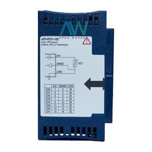 National Instruments NI cFP-RTD-122 Temperature Input Module | Same Day Shipping, 1 Year Warranty from Apex Waves, LLC
