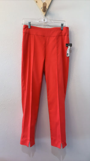 Thin Her Pull-On Ankle Pant Red