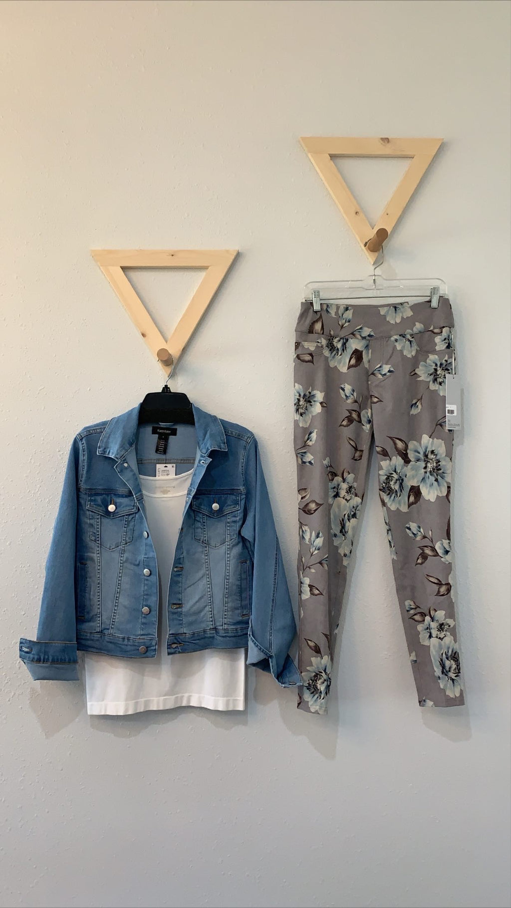 Fit Fabulous Floral Pants