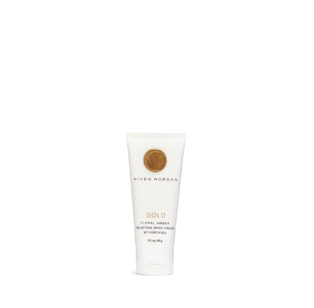 Niven Morgan Gold Velveting Hand Cream
